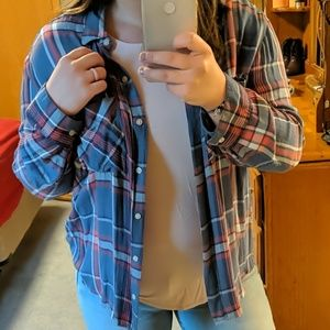 Express flannel!!